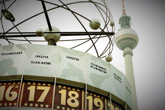 world time clock berlin
