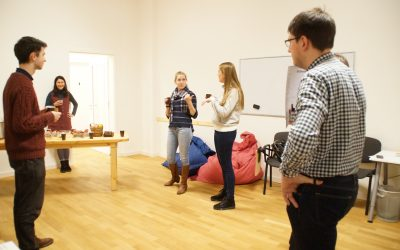 Evening English Courses in Berlin