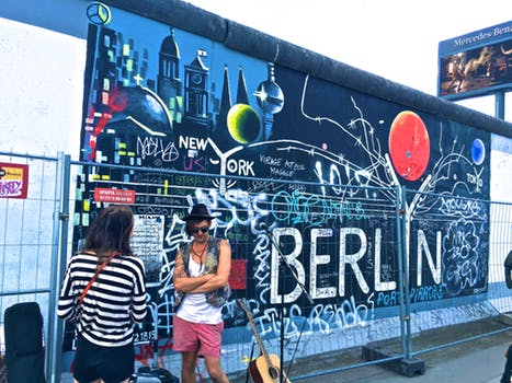 Learning German in Berlin