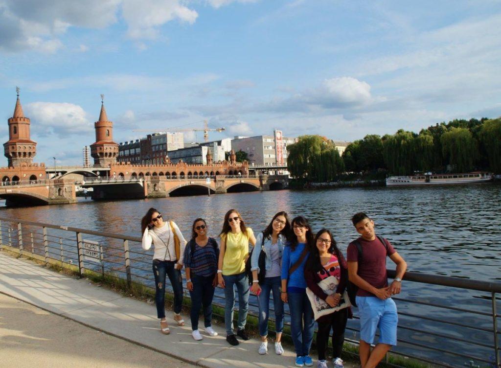 Learning English in Berlin