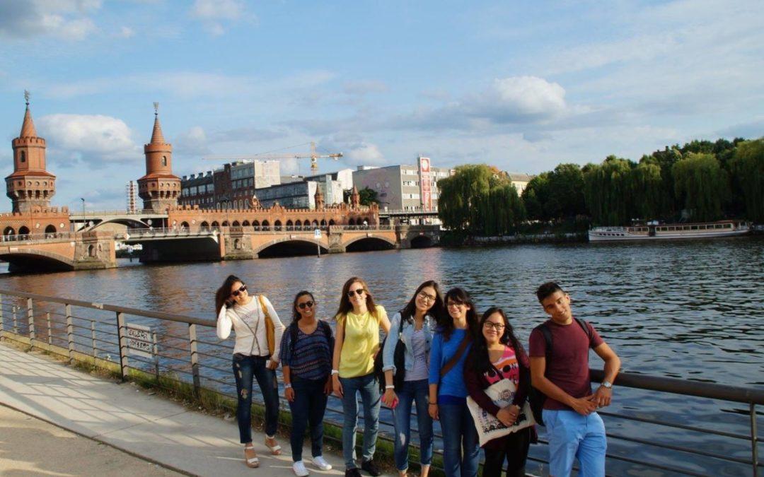 Summer school english berlin