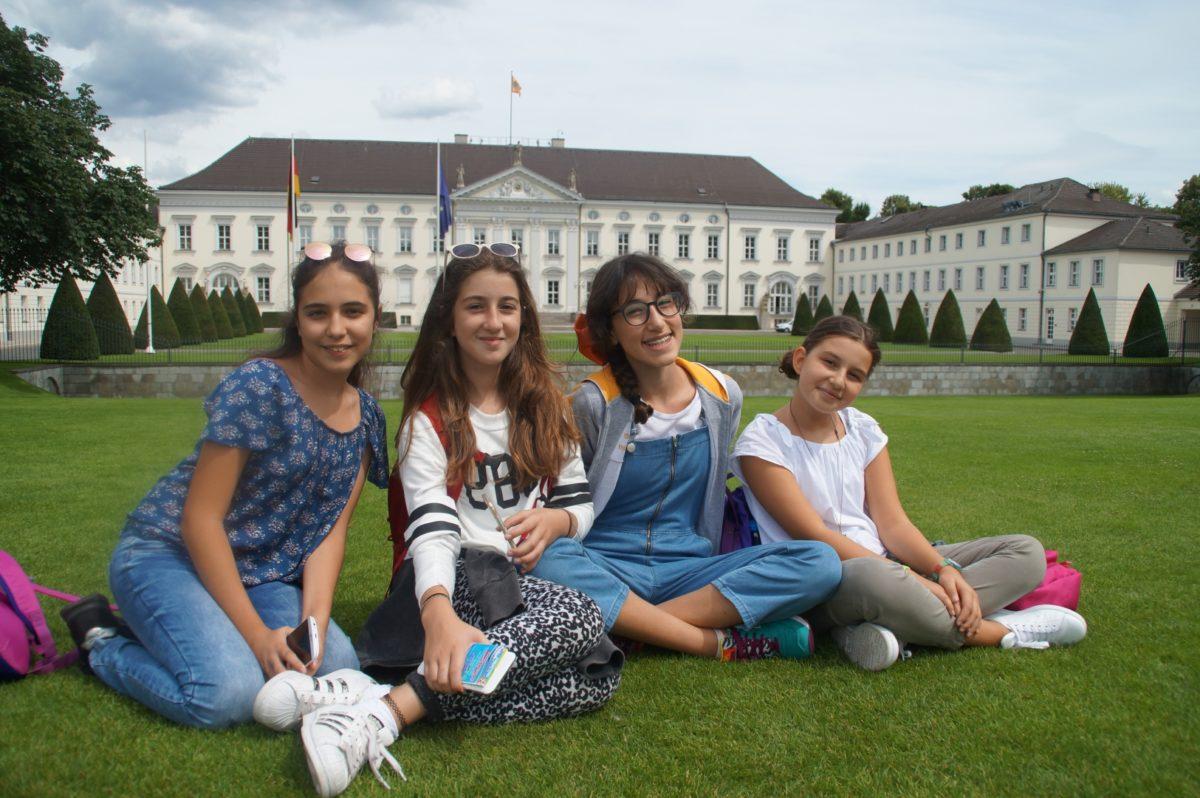 German Summer School in Berlin