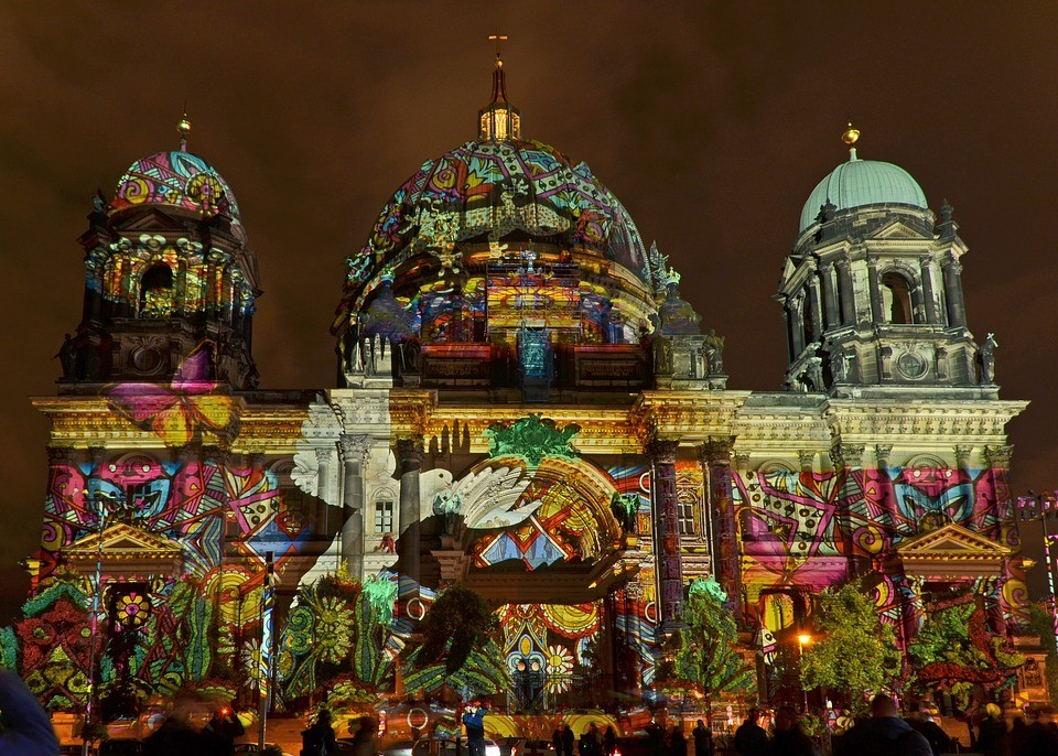 Events in Berlin_Berlin leuchtet