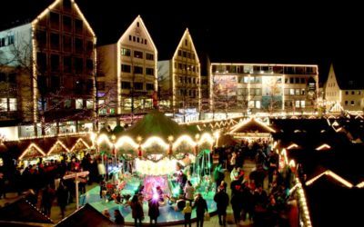 German Christmas Market | History of the Weihnachtsmarkt
