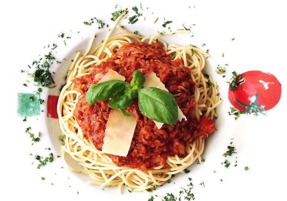Spaghetti Party