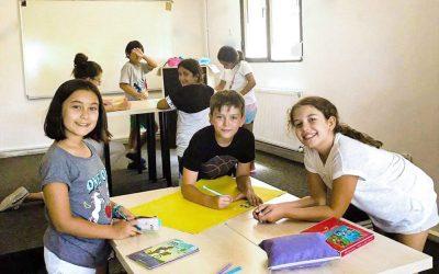 Englischkurse Kids & Teens
