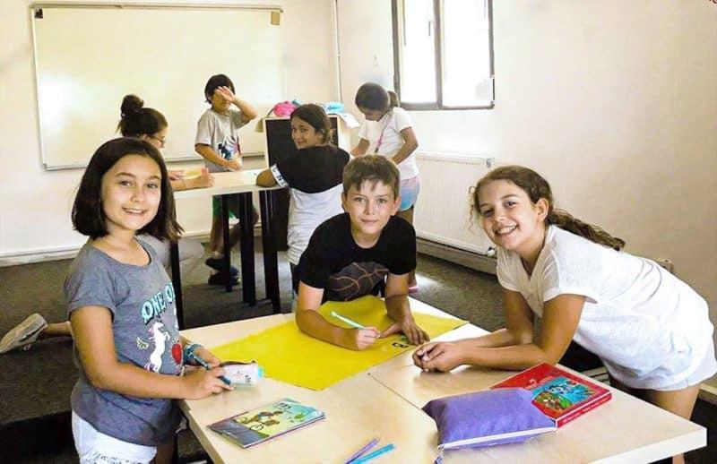 Englischkurs für kids teens
