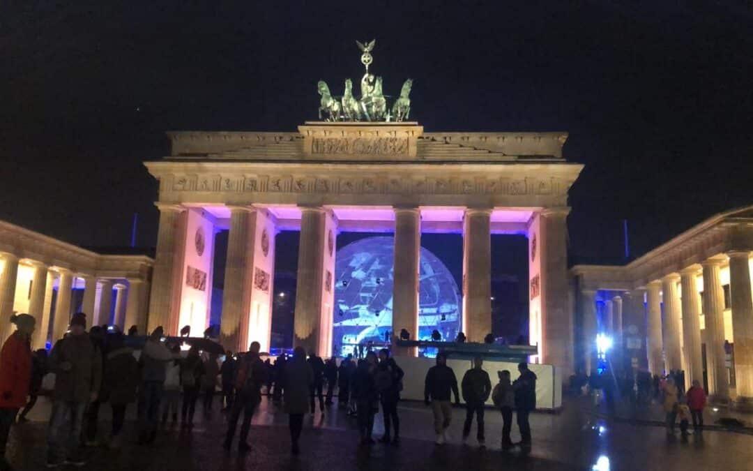 Concert At Brandenburger Tor Das Akademie