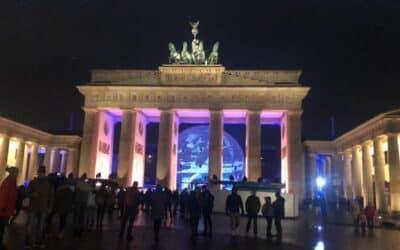 Concert at Brandenburger Tor