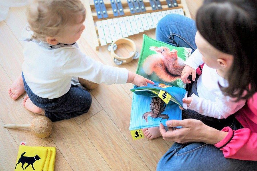 Deutschkurs mit Baby in Berlin