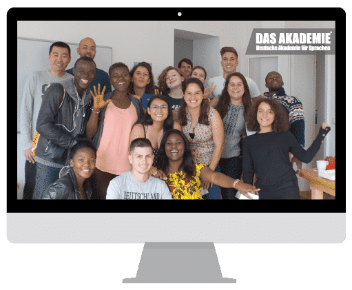 Online German Course by DAS Akademie
