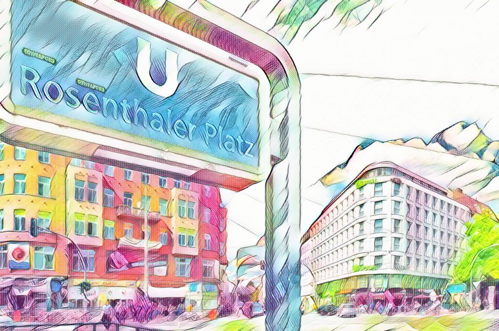 Berlin Mitte - Our Language School