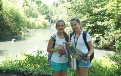 Sommercamp Wettbewerb