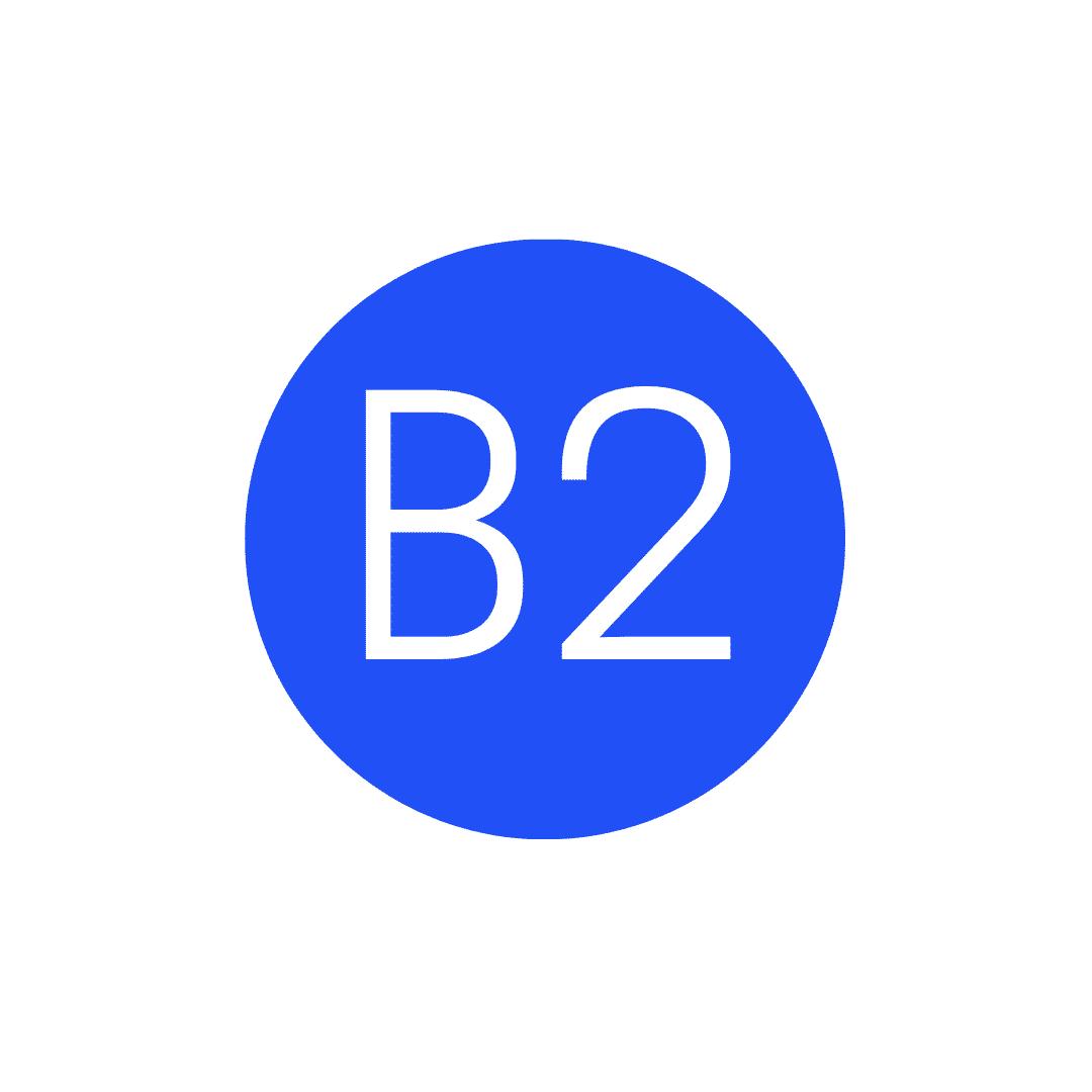 B2 Language Level