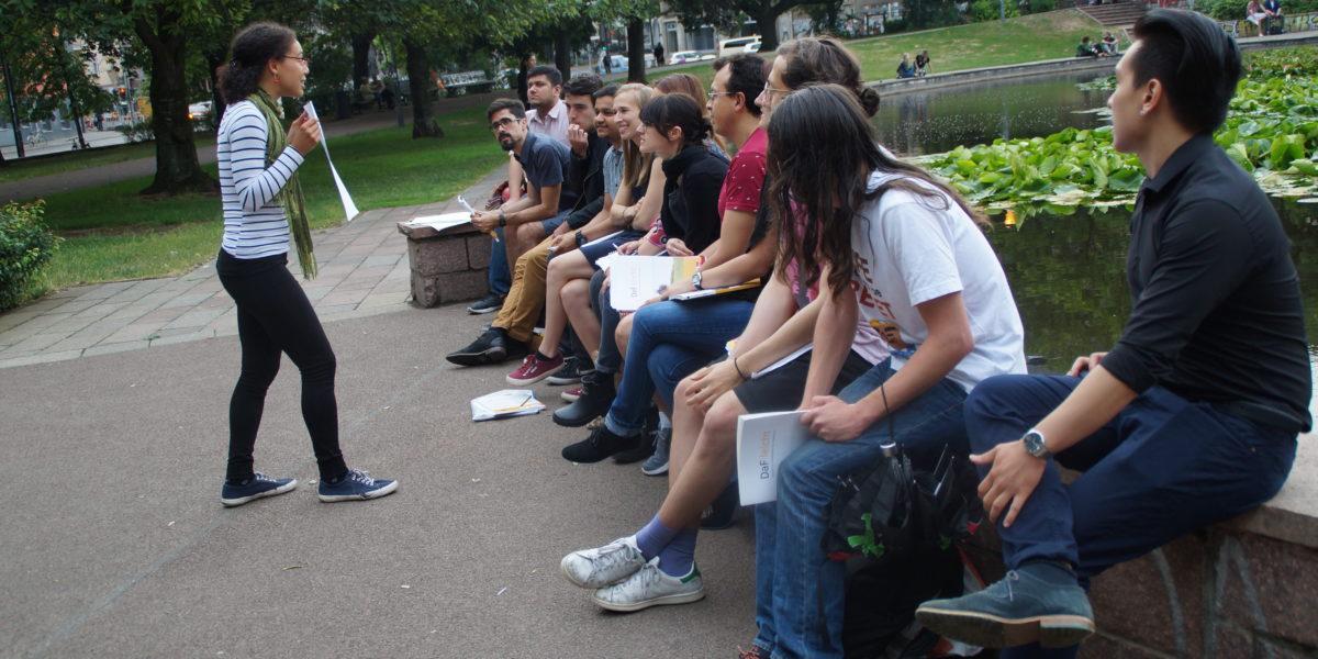 Spanish Conversation Course Berlin