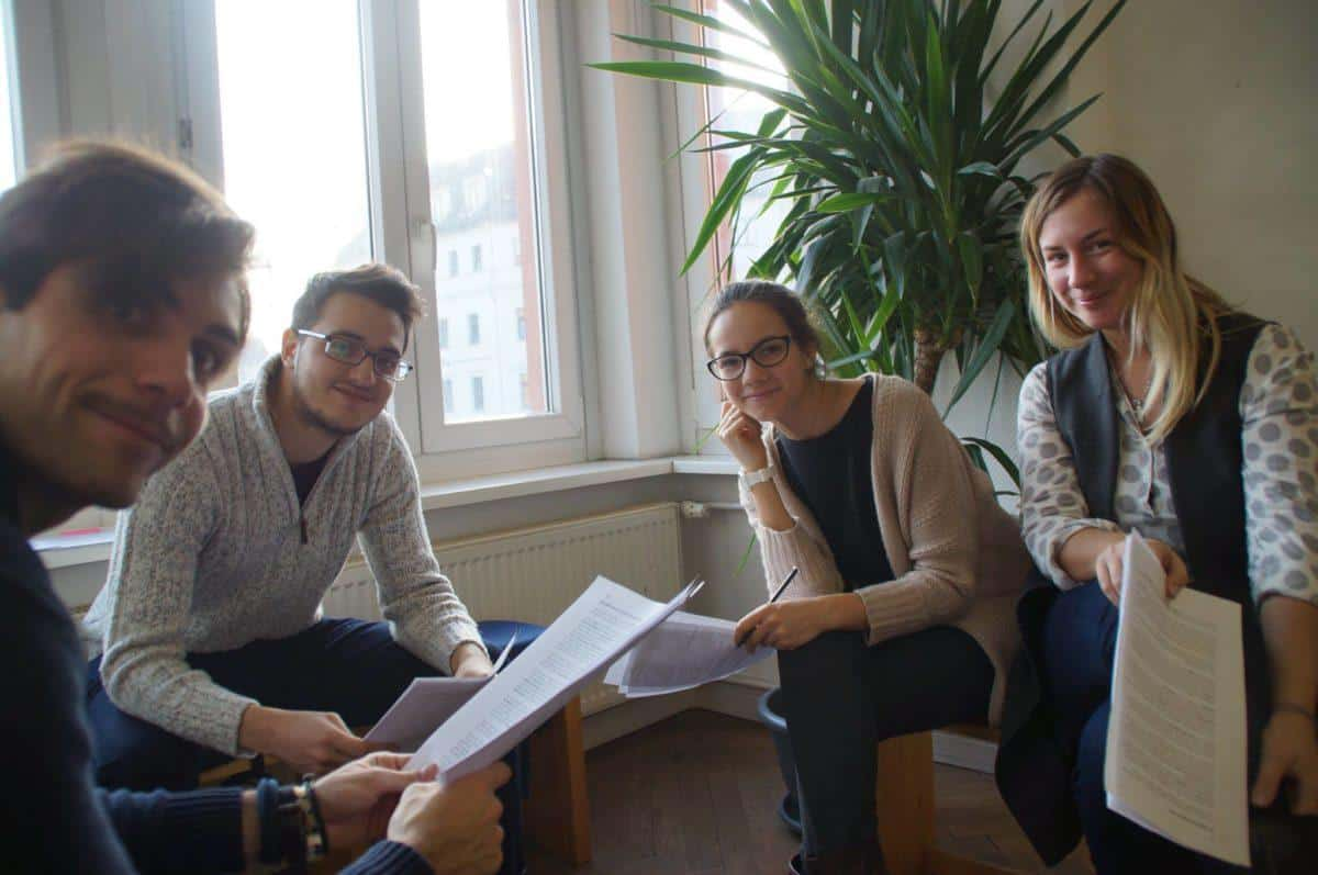 English Conversation Lessons in Berlin