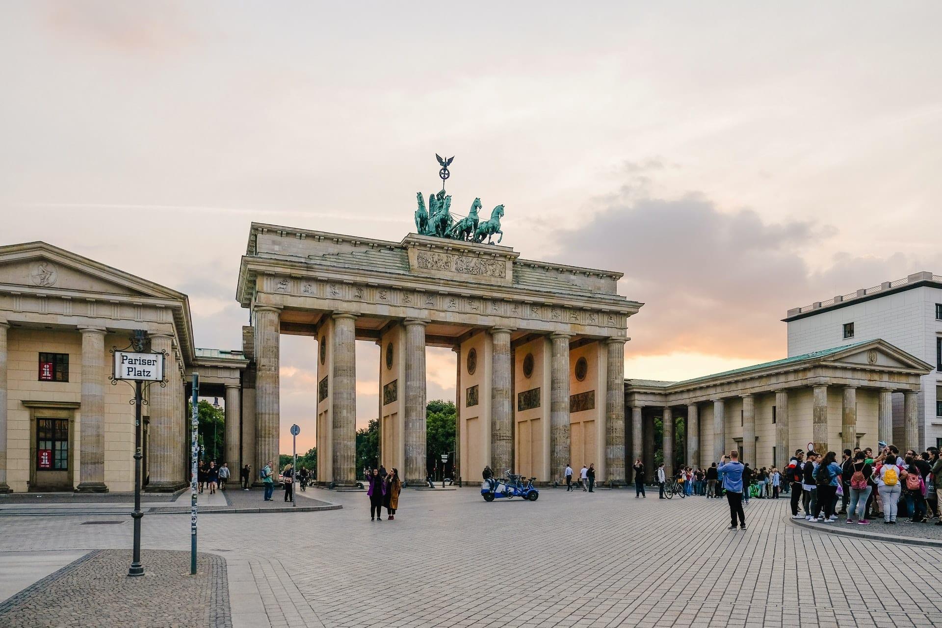 German intensive classes in Berlin