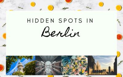 Hidden spots in Berlin