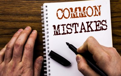 Most common mistakes when learning a language