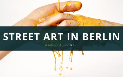 Best Street art in Berlin