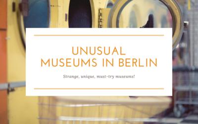 Unique museums in Berlin