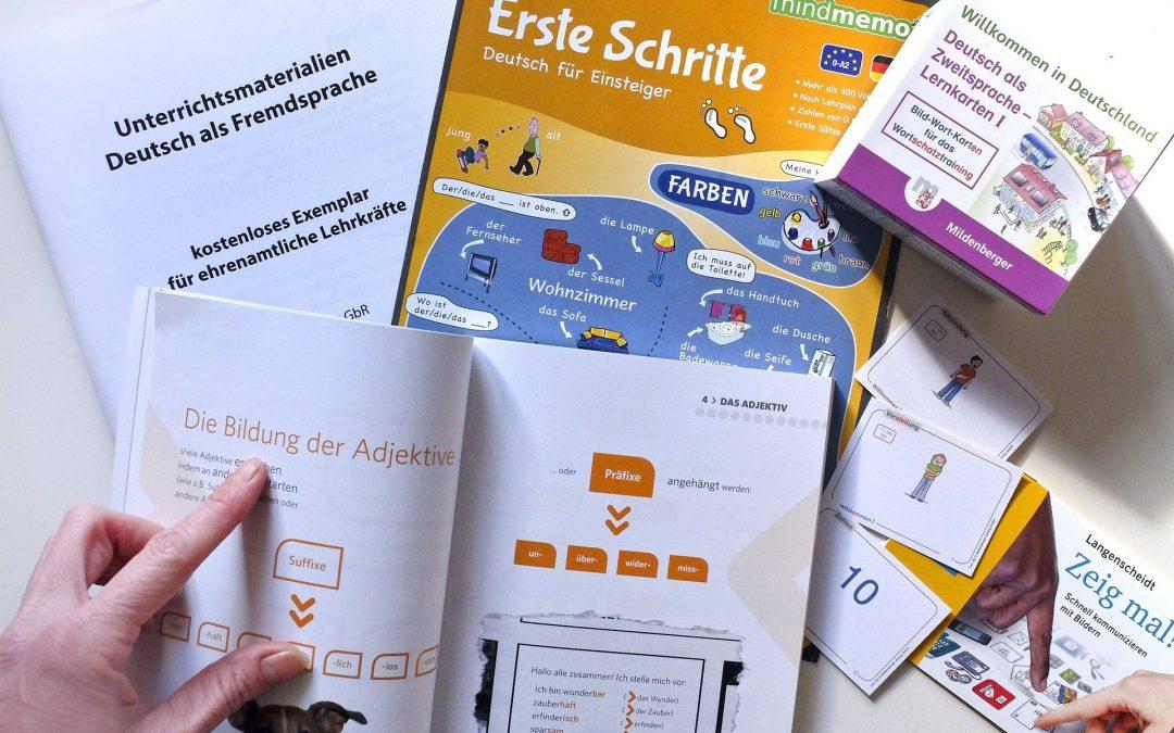 Wie lange dauert es, Deutsch zu lernen